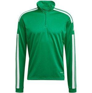 Zelená pánská mikina Adidas vel. M
