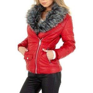 Dámská barevná zimní bunda vel. XL/42