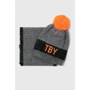 Birba&Trybeyond - Dětská čepice a šála