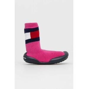 Tommy Hilfiger - Dětské papuče