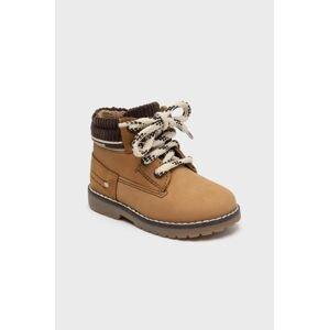 Mayoral - Dětské semišové boty