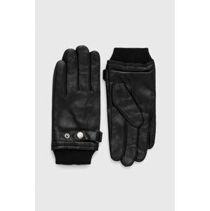 Aldo - Kožené rukavice Eowieng