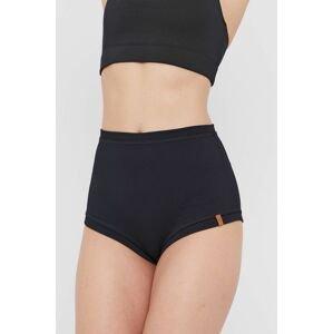 MUUV - Plavkové kalhotky Maxi High Waist