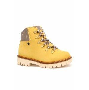 Bartek - Dětské semišové boty