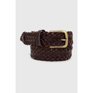 RVCA - Kožený pásek