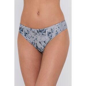 AllSaints - Plavkové kalhotky