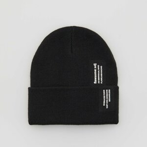 Reserved - Men`s cap - Černý