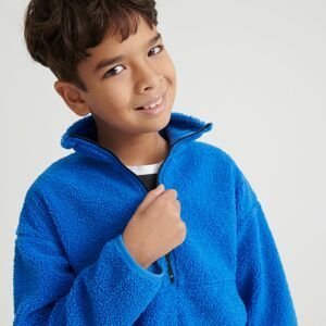 Reserved - Boys` outer jacket - Modrá