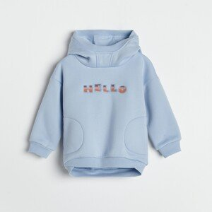 Reserved - Boys` jogging top - Modrá