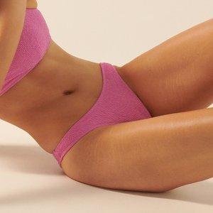 Reserved - Plážové kalhotky - Růžová
