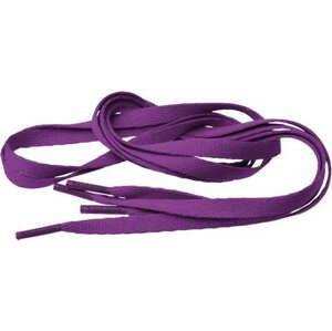MD Tube Laces 120 fialové