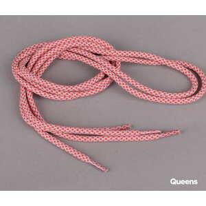 MD Tube Laces Rope Multi šedé / červené