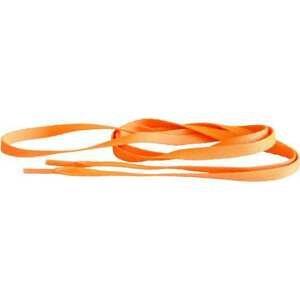 MD Tube Laces 140 neon oranžové