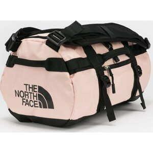 The North Face Base Camp Duffel - XS světle růžová / černá