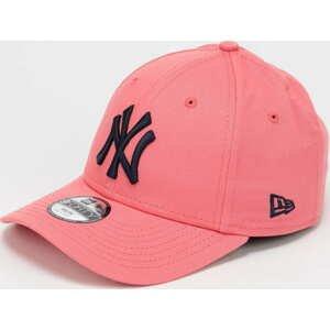 New Era 940K MLB Chyt League Essential NY růžová / navy