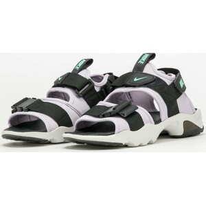 Nike WMNS Cayon Sandal infinite lilac / green glow