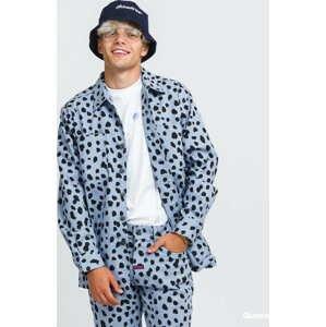 PLEASURES Dalmatian Work Jacket brown