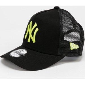 New Era 940 Af Trucker MLB Chyt League NY černá