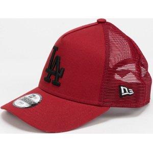 New Era 940 Af Trucker MLB Chyt League LA Dodgers vínová