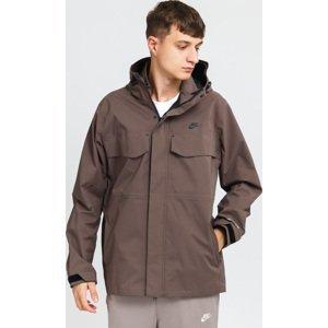 Nike M NSW Sfadv M65 Shell HD Jacket hnědá