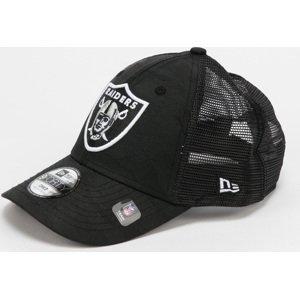 New Era 940 Trucker NFL Chyt Home Raiders camo černá