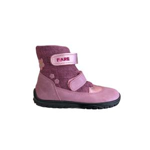 boty Fare B5541951 růžové s membránou (bare) Velikost boty (EU): 29
