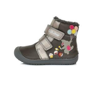 boty D.D.Step - 422 Grey (063) Velikost boty (EU): 25, Vnitřní délka boty: 160, Vnitřní šířka boty: 65