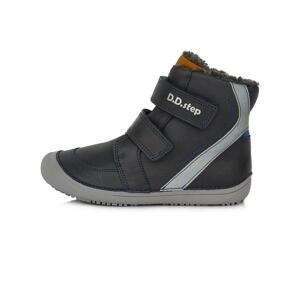boty D.D.Step - 228 Royal blue (063) Velikost boty (EU): 32, Vnitřní délka boty: 205, Vnitřní šířka boty: 79