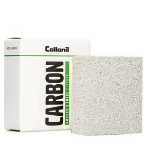 Carbon dvouvrstvá kostka na čištění broušeních usní Collonil