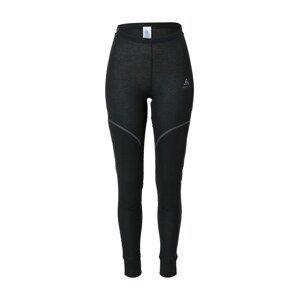 ODLO Sportovní spodní prádlo 'X-Warm'  černá / šedá