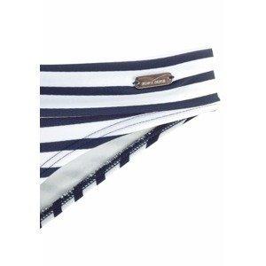 VENICE BEACH Spodní díl plavek 'Summer'  námořnická modř / bílá