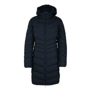 JACK WOLFSKIN Outdoorový kabát 'Selenium'  námořnická modř