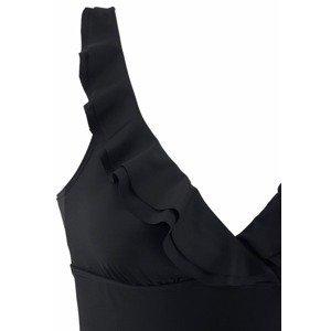 JETTE Plavky  černá