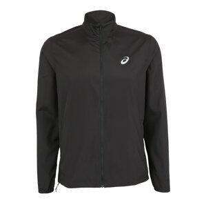 ASICS Sportovní bunda 'Silver'  černá