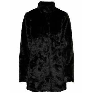 ONLY Přechodný kabát 'Vida'  černá