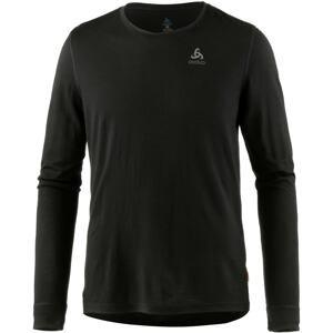 ODLO Funkční tričko  černá / šedá