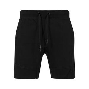 Urban Classics Kalhoty 'Interlock'  černá