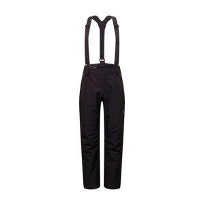 BRUNOTTI Sportovní kalhoty  černá