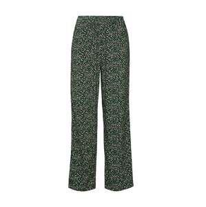 EDITED Kalhoty 'Bess'  žlutá / zelená / černá