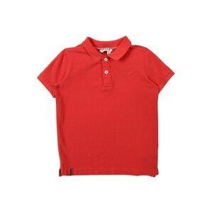 REVIEW FOR KIDS Tričko  červená