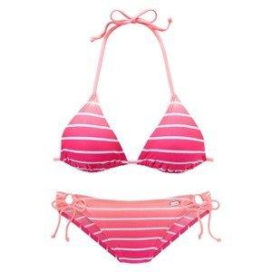 VENICE BEACH Bikiny  bílá / pink