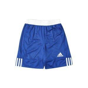 ADIDAS PERFORMANCE Sportovní kalhoty '3G Speed Reversible'  modrá / bílá