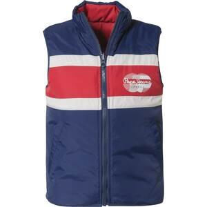 Pepe Jeans Vesta 'Devon'  námořnická modř / červená / bílá