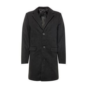 Casual Friday Přechodný kabát  černá