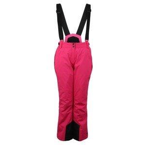 KILLTEC Outdoorové kalhoty 'Erielle'  pink / černá