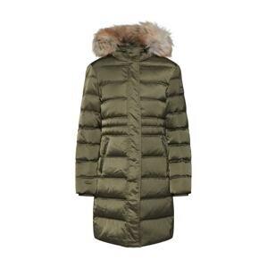 Calvin Klein Jeans Zimní kabát  zelená