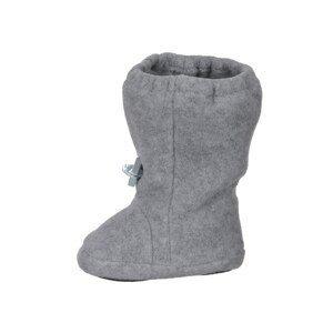 STERNTALER Pantofle  šedá