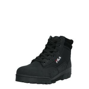 FILA Šněrovací boty 'Grunge II Mid'  černá