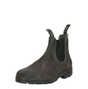 Blundstone Chelsea boty '1910'  tmavě šedá