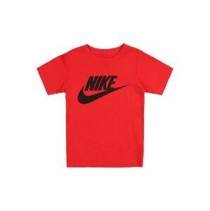 Nike Sportswear Tričko  červená
